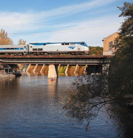 ethics and amtrak Such as these, the public's interest in the identity of such individuals is minimal because the information reveals nothing about the activities or programs of amtrak.